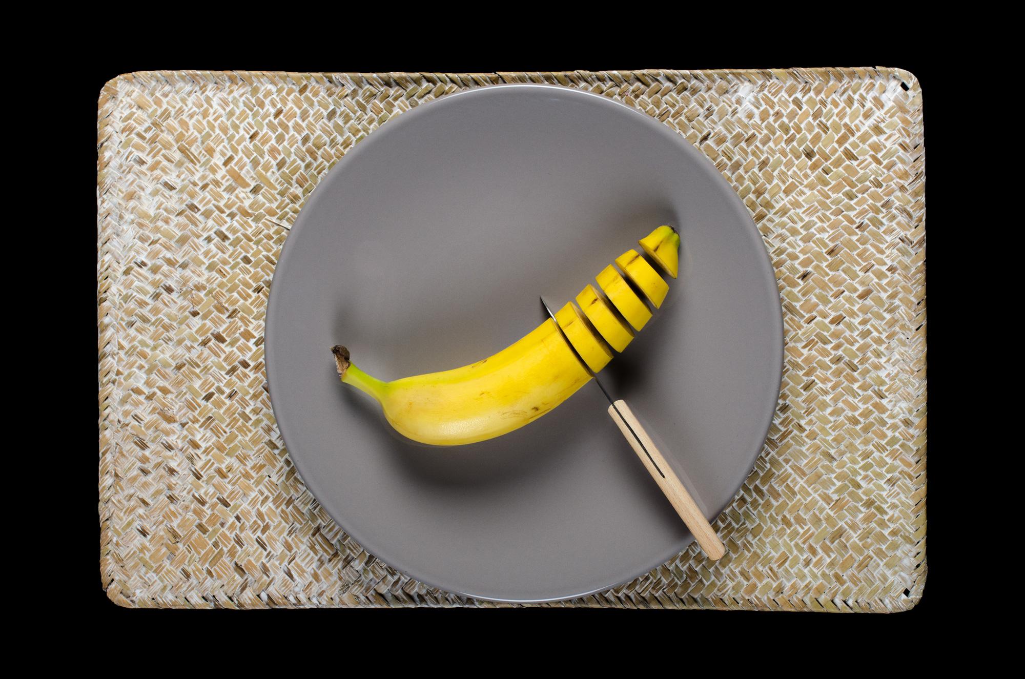 Banana - studio fotografie :: foto-rv
